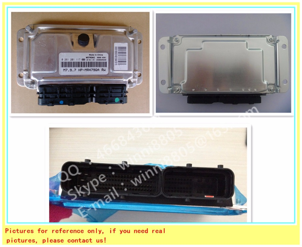 For China FRV Motor engine computer board / car pc / Engnine Control Unit (ECU) / 0261S04762 / 0 261 S04 762(China (Mainland))