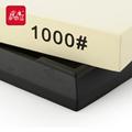 TAIDEA 1000 Grit Knife Sharpener Corundum Whetstone Sharpening Stone Oilstone and Honing Stone Knife Sharpening System