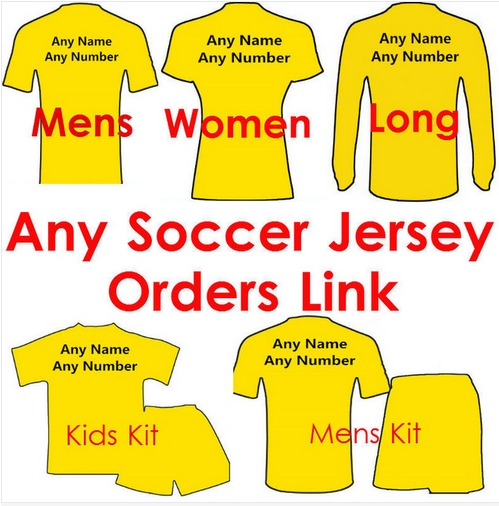 customized 2016 2017 any team soccer jersey thailand quality short sleeve football shirts have album can drop shipping<br><br>Aliexpress