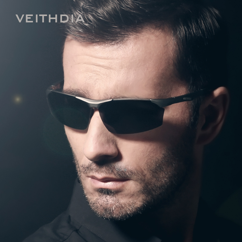 Aluminum Magnesium Brand Polarizerd Mens Sunglasses Sport Sun Glass Driving Mirror Eyewear for Men Male oculos
