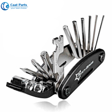 Buy Free shipping! 15 1, Bicycle Tools Sets Bike Bicycle Multi Repair Tool Kit Hex Spoke Wrench Mountain Cycle Screwdriver Tool for $8.77 in AliExpress store