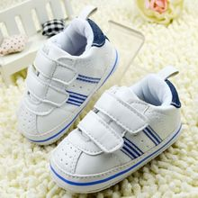 New White Children Shoes Baby Boys Toddler Shoes First Walkers Kids Sport Shoes for Boys