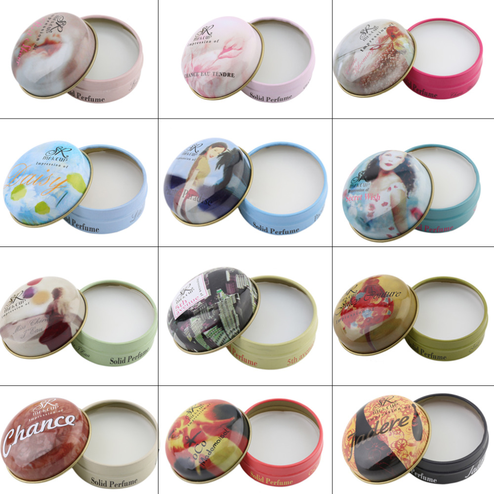 Universal Durable Genuine Bath & Body Works Solid Magic Body Cream Lady Solid Perfume Body Balm Fragrances top quality(China (Mainland))