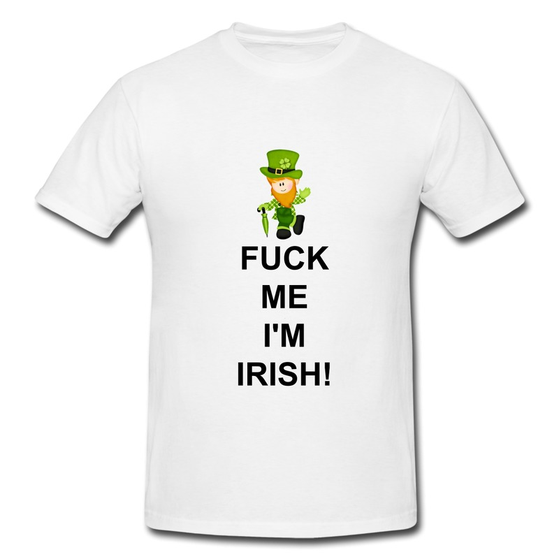 No minimums custom short sleeve st patrick day t shirt for Create your own shirt no minimum