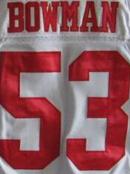 7 Colin Kaepernick jersey 35 Eric Reid 28 Carlos Hyde 53 NaVorro Bowman Jerry Rice joe montana Anquan Boldin stitched shirts(China (Mainland))