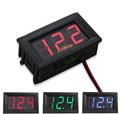 Mini 2 Cavi DC4 50 30 0V 0 56in RED LED Digital Voltmetro Con Protezione D