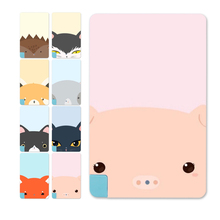 Stylish popular Animal head 5600mAh Card Power Bank External Battery Ultrathin Cartoon Pattern For Android for iPhone 6