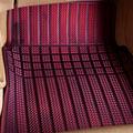 Classic Luxury Universal Automotive Carpet Waterproof Car Floor Mats Rubber 5pcs Sets - Purple(China (Mainland))
