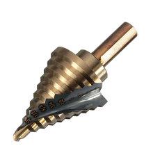 Mejor Promoción 1 UNID 1/4 «1-3/8» Paso M42 Cobalto Broca Escariador De Garantía de Por Vida herramientas de Calidad Superior