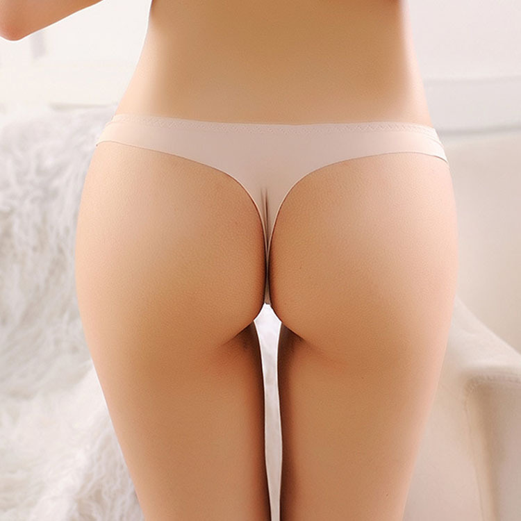 Sexy women wearing thong