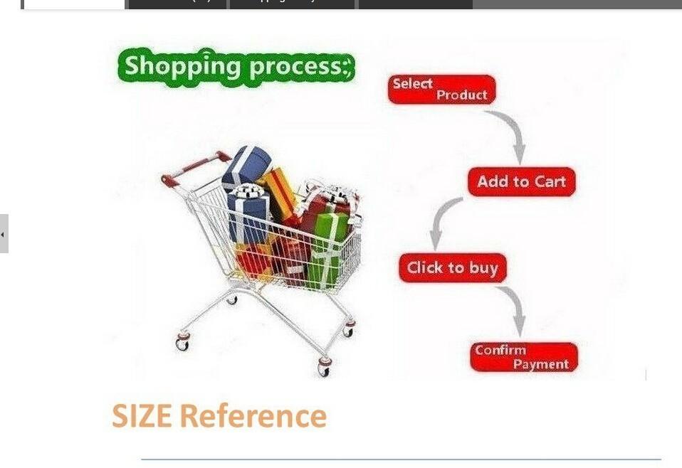 shopping card