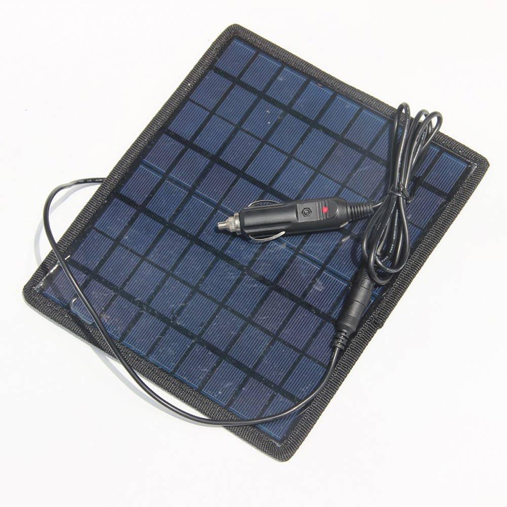 Купить 2016 Новый 5.5 Вт 18 В Портативные Солнечные Панели Супер зарядное Устройство Резервного Копирования Для 12 В Шлюпки Автомобиля Батареи