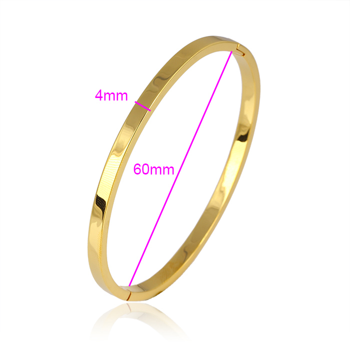 2piece Real 18k 18ct Yellow Gold Filled Womens Oval Plain