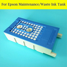 1 PC Waste ink Tank For EPSON Surecolor T7071 T3080 T5270 T5080 T7080 T3000 Printer Maintenance Tank Box