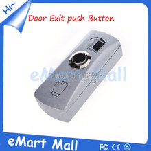 Zinc Alloy Door Exit Push Release Button Switch for Access Control System