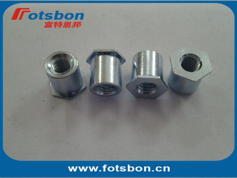 TSO4-6256-312  Threaded standoffs for sheets thin as 0.25/ 0.63mm,PEM standard,stainless steel 416,<br><br>Aliexpress