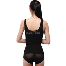 Women Lace Body Shaper Mesh Shapewear Plus size Embroidery Waist Training Corsets Cincher Tops Waitst Trainer