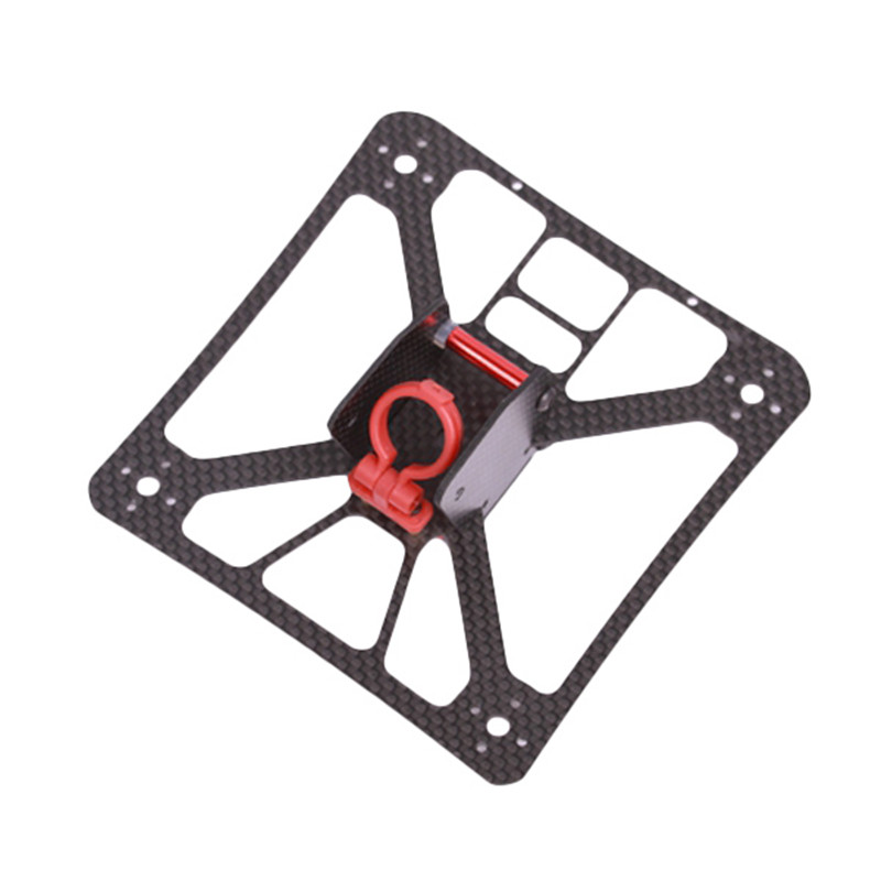 Hot Sale E130 130mm Carbon Fiber 3mm Frame Kit For RC Quadcopter Multicopter Helicopter Spare Parts(China (Mainland))