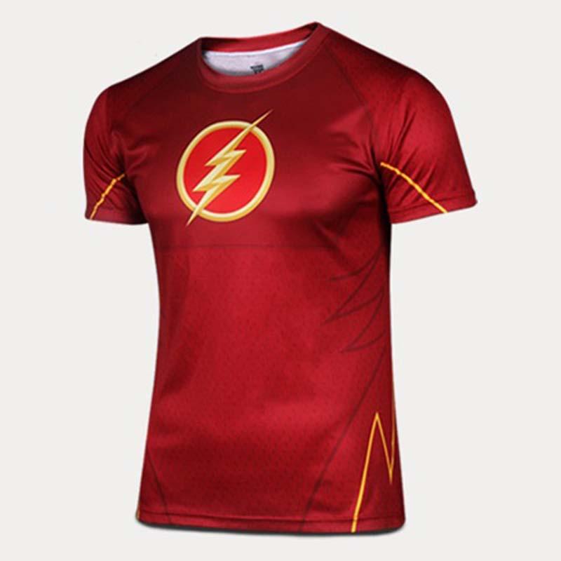 S-4XL Shazam Tshirts  Mens t-shirt Superhero Marvel Shirts Tops Quick dry t-shirt Jerseys Costume Blouse Ropa hombre Plus size(China (Mainland))