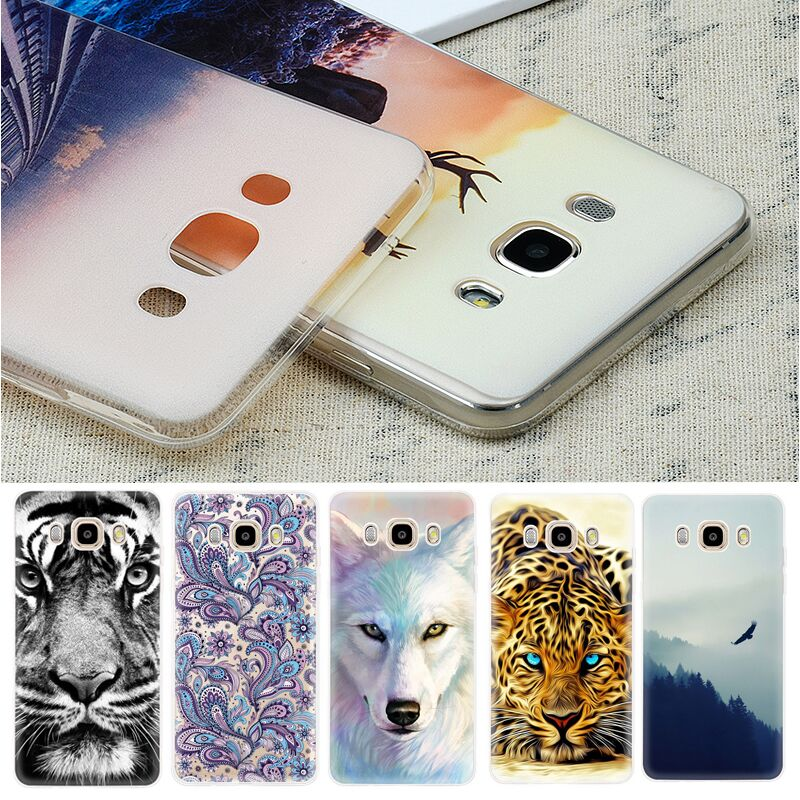 Soft TPU Phone Bags Cases For Samsung Galaxy Grand Prime J1 Mini S3 S4 S5 S6 S7 Edge Note 4 5 J5 2016 Natural Fashion Pattern(China (Mainland))