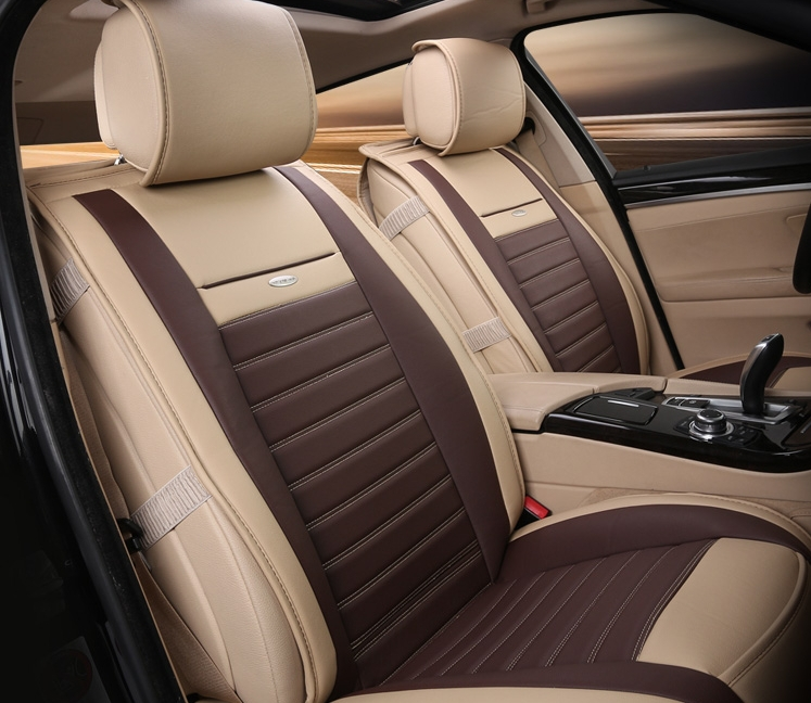 Best quality car seat covers for KIA Soul 2014-2010 durable comfortable leather ca seat covers for Soul 2013! Free shipping(China (Mainland))