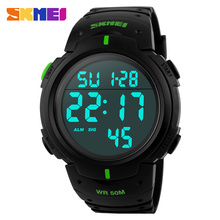 Skmei Luxury Brand Men Women Sports Watches Digital LED Military Watch Waterproof Outdoor Casual Wristwatches Relogio Masculino(China (Mainland))