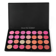 28 Colour paleta de naked blush palette brand New Face Cosmetics Professional tarte Makeup Maquiagem Kit Set Exquisite No Halo(China (Mainland))