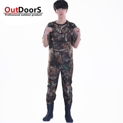 Shipping Free S-XL Export US waders Brand felt bottom fishing wading pants bionic camouflage BRATHEABLE  Waders Fishing<br><br>Aliexpress