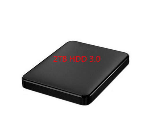 New! 2TB Hard Drive HDD 2.5'' USB3.0 2000G hdd Mobile External Desktop and Laptop Portable Disk Plug and Play Free Shipping(China (Mainland))