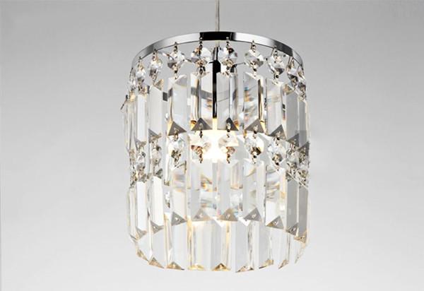 fashion lamp  Modern Crystal Pendant Lamp led bulb Chandelier lights E27 indoor lighting With light 110v/220V Free shipping<br><br>Aliexpress