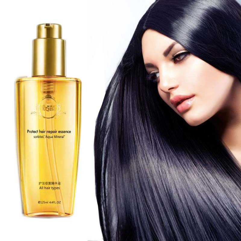 Hair Treatment For Damaged Hair ~ New ml pure natural morocco argan hair oil serum