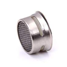 WSFS Wholesale Kitchen/Bathroom Faucet Strainer Tap Filter---White and Silver(China (Mainland))