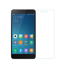 Tempered Glass For Xiaomi Redmi Note 2 3 Mobile Phone High Quality HD Screen Protector Film Glass Protective Accessories
