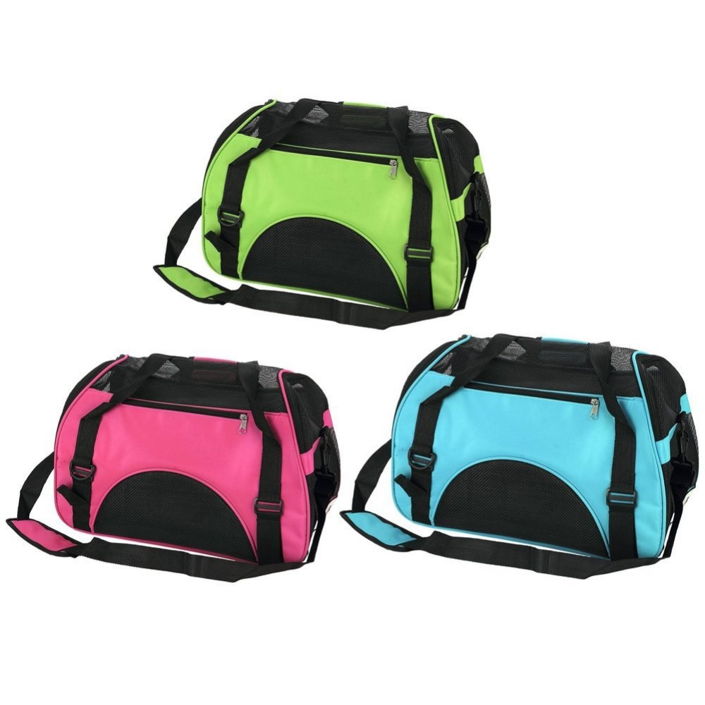 Portable Pet Carrier Crate Kennel Cage Carrier Bag Comfort Travel Tote Bag For X-Small/Small/Medium/Large Cat/Dog Puppy Animals(China (Mainland))