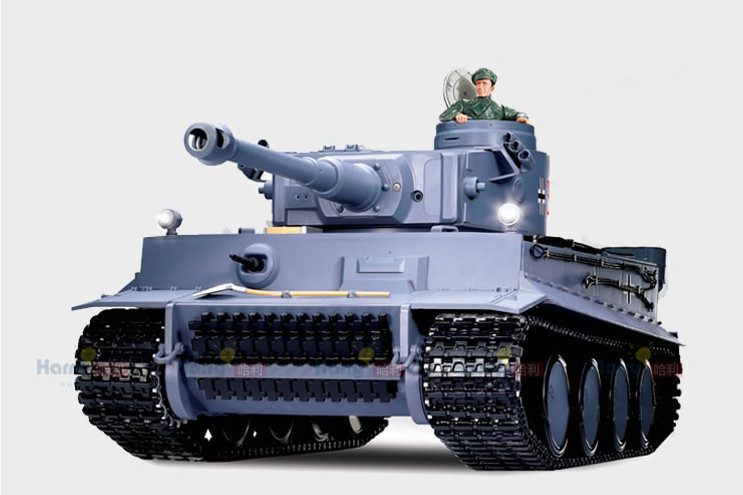 RC/Remote Control Heng Long Tank HengLong 3818  54*24*20cm 4xChannel Large Size 1:16
