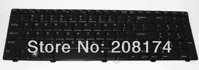 Genuine Original Laptop Backlit Keyboard for 7WGHD Dell Vostro 3700(China (Mainland))
