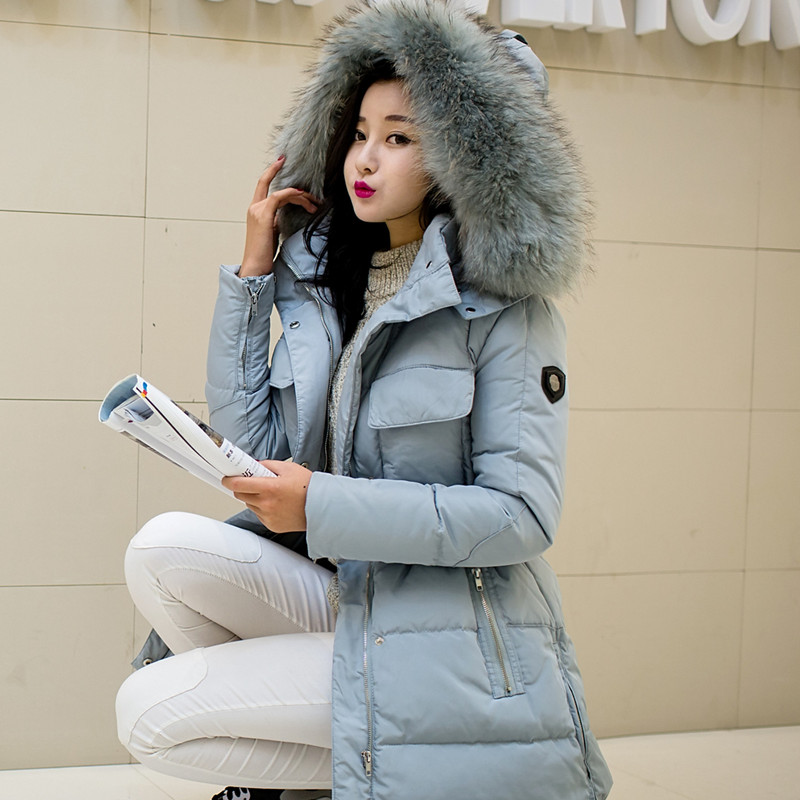 New Long Winter Jacket Women Plus size 5XL 2015 Hooded Womens Winter Jackets And Coats Female Slim Winter Coat Women Fur Thick Одежда и ак�е��уары<br><br><br>Aliexpress