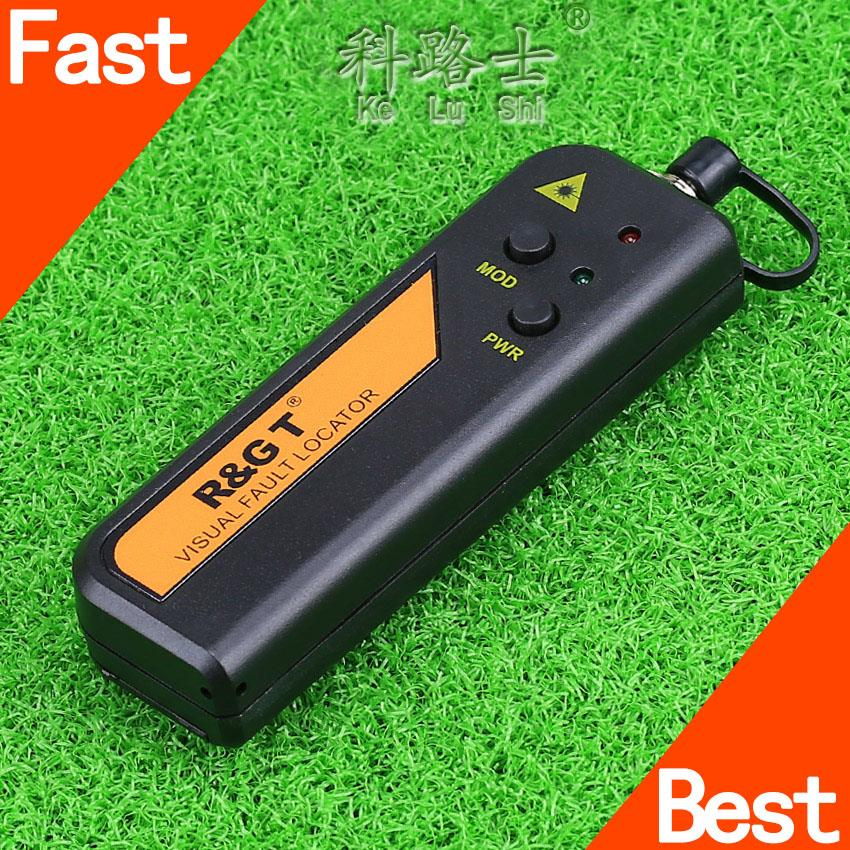 10mW Visual Fault Locator Fiber Optic Cable Tester visual fault finder 10-12KM Optical Laser Source(China (Mainland))