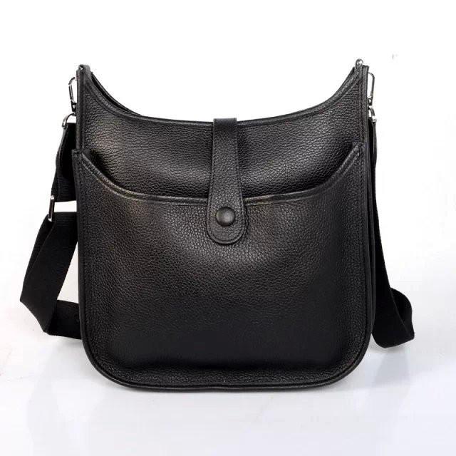 Evelyn 3 Crossbody Bag Purses and Women Genuine Leather Designer Handbags High Quality Leather Sac H Shoulder Bags Women Handbag(China (Mainland))