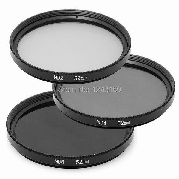 Close Up Lens + UV CPL FLD + ND2 4 8 Filter Set 52mm With Bag for Nikon D7100 D5000 D5000 D3200 D3100 D3000 LF137-SZ(China (Mainland))