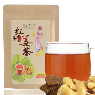 Гаджет  100g/bag Sex Products China Healthy Drink Instant Ginger Tea, Ginger tea Canned Jujube 180 g / Pot Wholesale None Еда