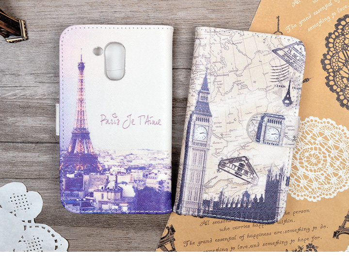 JR Brand 2016 New Hot Sale Printing PU Leather Cover For Acer Liquid Z500 5.0 inch Wallet Stand and Card Holder Phone Bag Cases(China (Mainland))