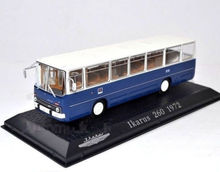 1/72 Atlas Verlag - Ikarus 260 1972 - DieCast Model Bus(China (Mainland))