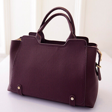 2015 New Winter Fashion Vintage Women Leather Handbag High Quality  Large Capacity Shoulder bag Hot Promotion 4colors LJ672<br><br>Aliexpress