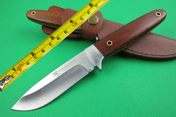 Hot CRKTWS small African hunter camping outdoors practical fixed blade free shipping(China (Mainland))