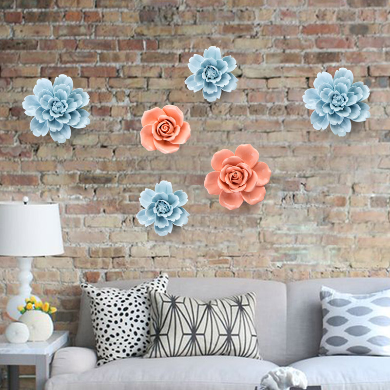 Online buy wholesale ceramic wall murals from china for Ceramic wall mural