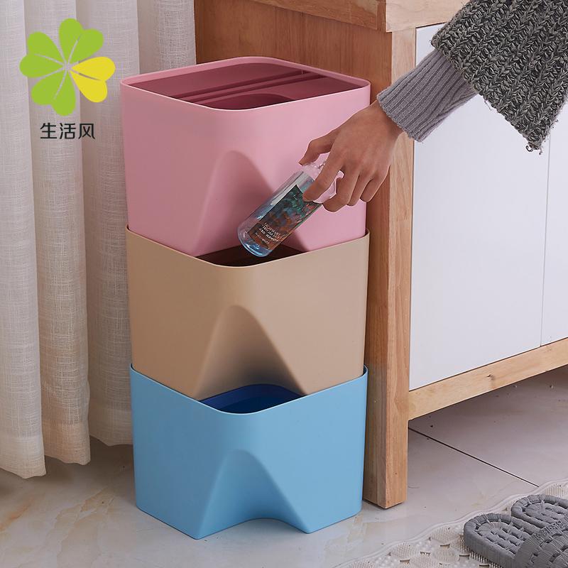 Как сделать мусорное ведро для бумаги 836