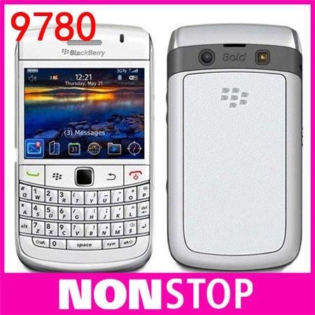 9780 Blackberry 9780 bold Unlocked Original mobile phone EMS or DHL Free Shipping 5PCS/LOT(China (Mainland))