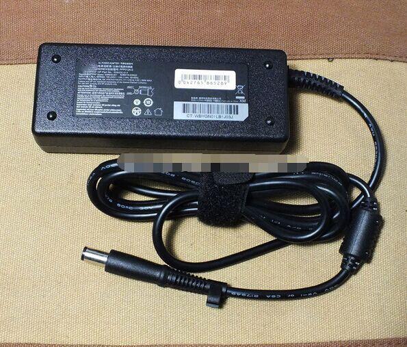 FREE SHIPPING NEW Original 90W 19.5V 4.62A Genuine AC Adapter FOR HP Smart Pavilion G7-2226NR Notebook 608428-014 609940-001(China (Mainland))