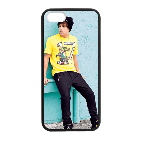 Case Para Iphone 5 Austin Mahone 5s Oficial En Del Tel Fono Bolsos Y Estuches De Telefon A En
